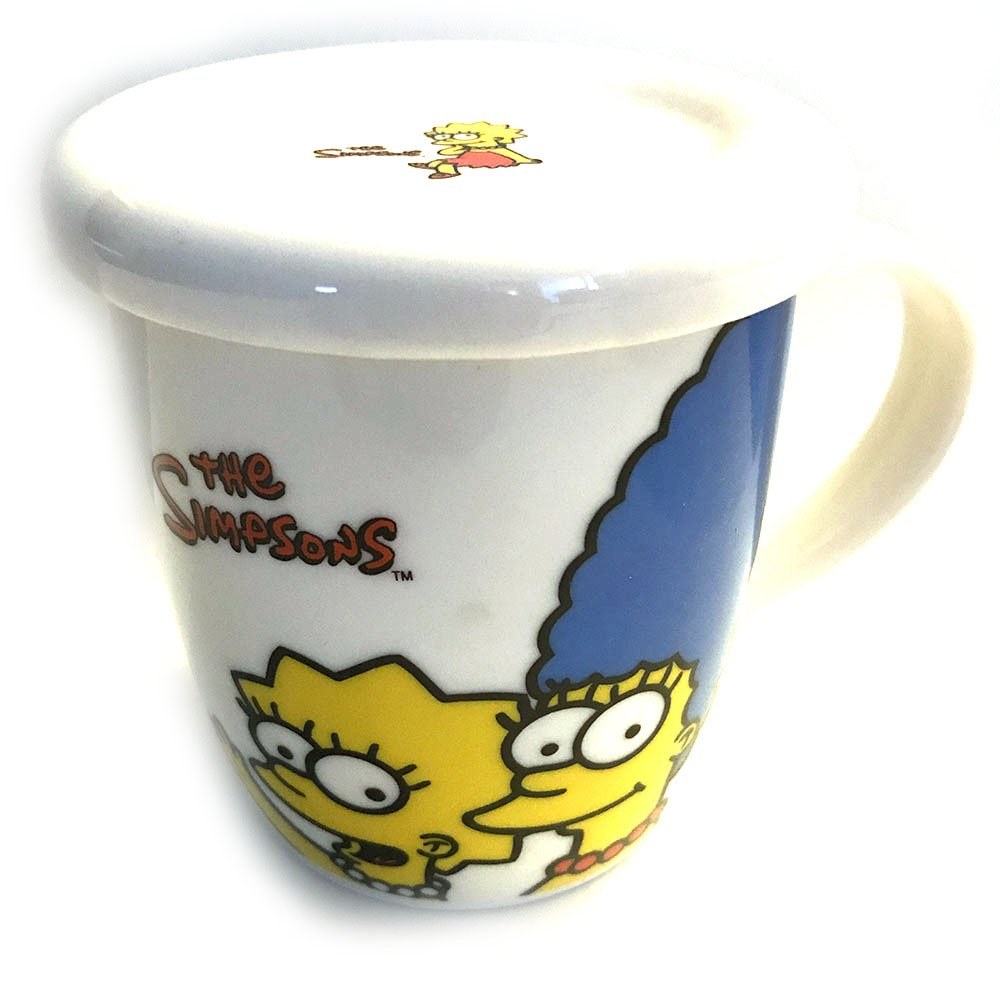 TAZA CAFÉ THE SIMPSONS