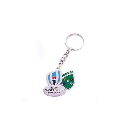 Llavero de la Copa del Mundo de Rugby de Irlanda 2019 ...
