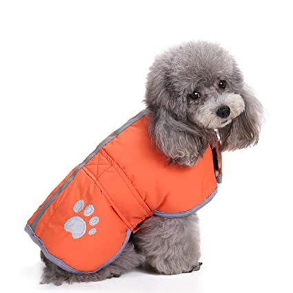 Ropa para Mascotas, Gusspower Ropa de Abrigo Chaqueta Invierno Suéter cálido cómodo Deportiva Traje para