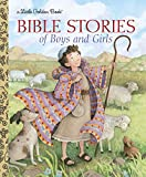 img - for Bible Stories of Boys and Girls (Little Golden Book) book / textbook / text book