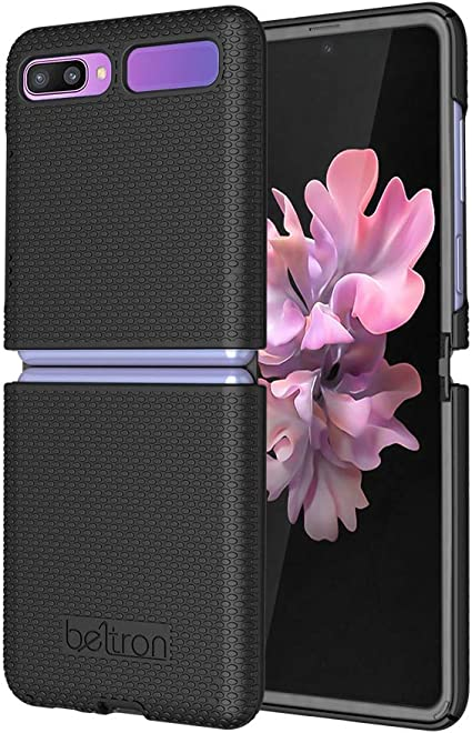 Beltron Schutzhülle Mit Clip Für Galaxy Z Flip 5g Elektronik
