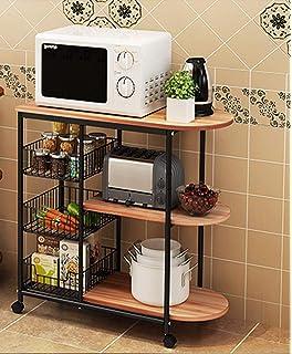Amazon.com: Tribesigns - Soporte para horno microondas ...