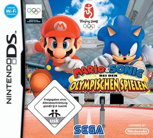 Mario Sonic Bei Den Olympischen Spielen Nintendo Ds Amazonde Games
