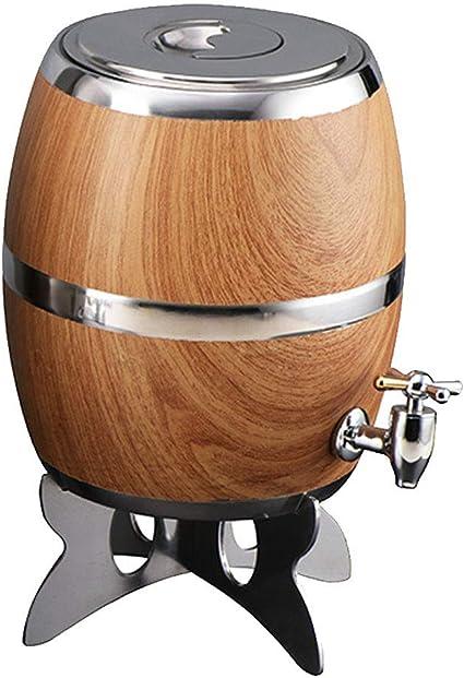 LYMHGHJ Barril de Whisky 8L envejece su Propio Whisky ...