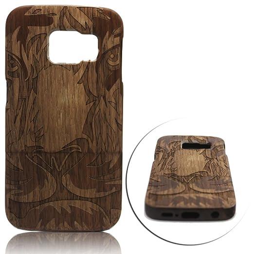 8 opinioni per Vandot Elegante Handmade Ultra Sottile Vero Legno Naturale Wood Noce Removable
