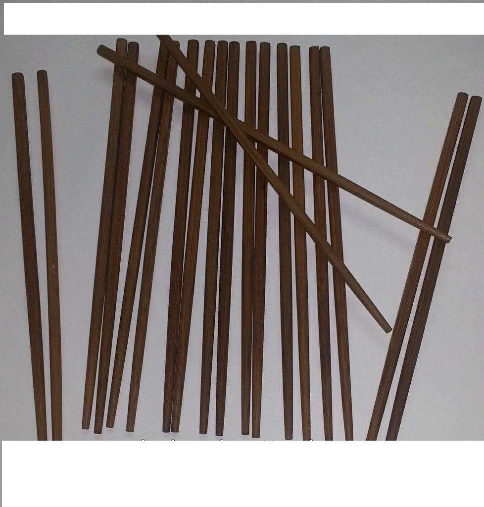 20箸竹木製Plain美しいギフトセット新しい( 10ペア) B01MEHLWM3