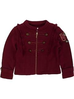Mayoral 4480 Fleece Jacket for Girls Navy