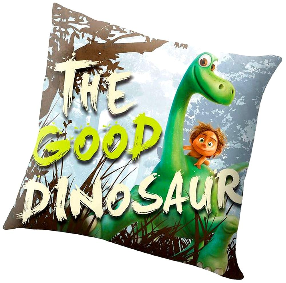 The Good Dinosaur Coussin pour enfants Dinosaures, 40x 40cm, art. 6494 gibra 444946KSDINOa