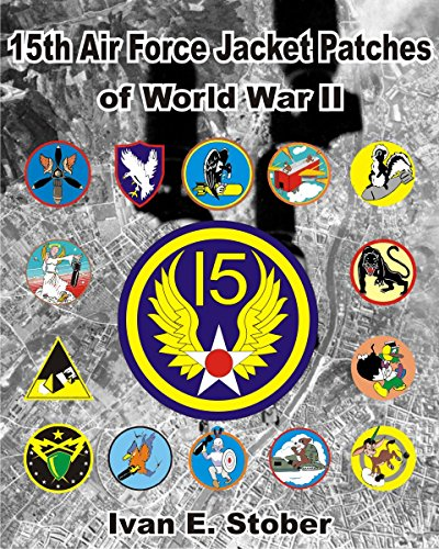 15th Air Force - Jacket Patches of WWII: Emblems of the 15th Army Air Corp - Air Force Patches Wwii