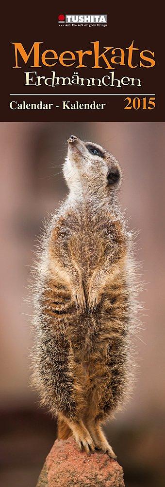 Meerkats 2015 (Large Slim Line)