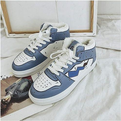 ZBSSH 2019 New Women's Shoes Cartoon
