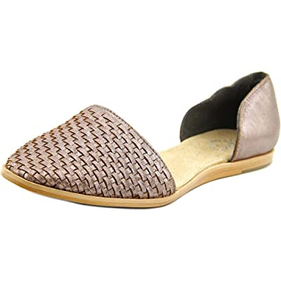 Seychelles Eager Women Round Toe Leather Flats