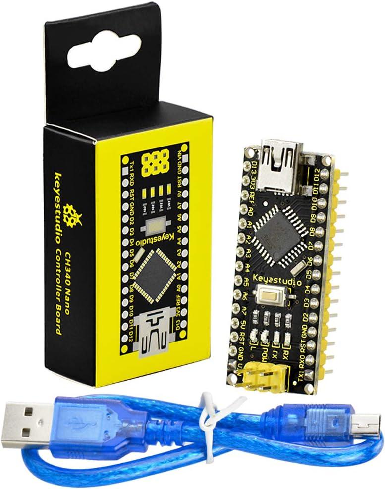 AU Stock Arduino Clone Uno R3 Programmable Micro-controller Board USB cable