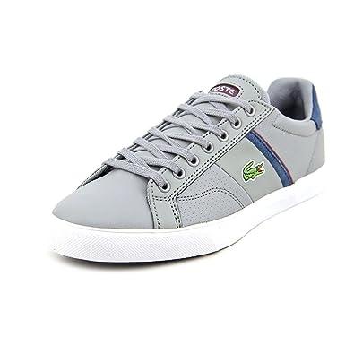 Lacoste Fairlead White/Grey Cheap