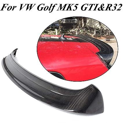golf mk5 gti spoiler removal
