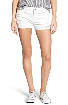 a4e8f71997 Articles of Society Women's Madre Short White (31) at Amazon Women's ...