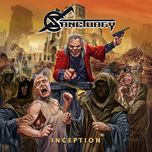 Sanctuary - Inception - CD - FLAC - 2017 - FORSAKEN Download