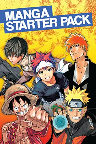 - Shonen Jump Manga Starter Pack (Manga 101)