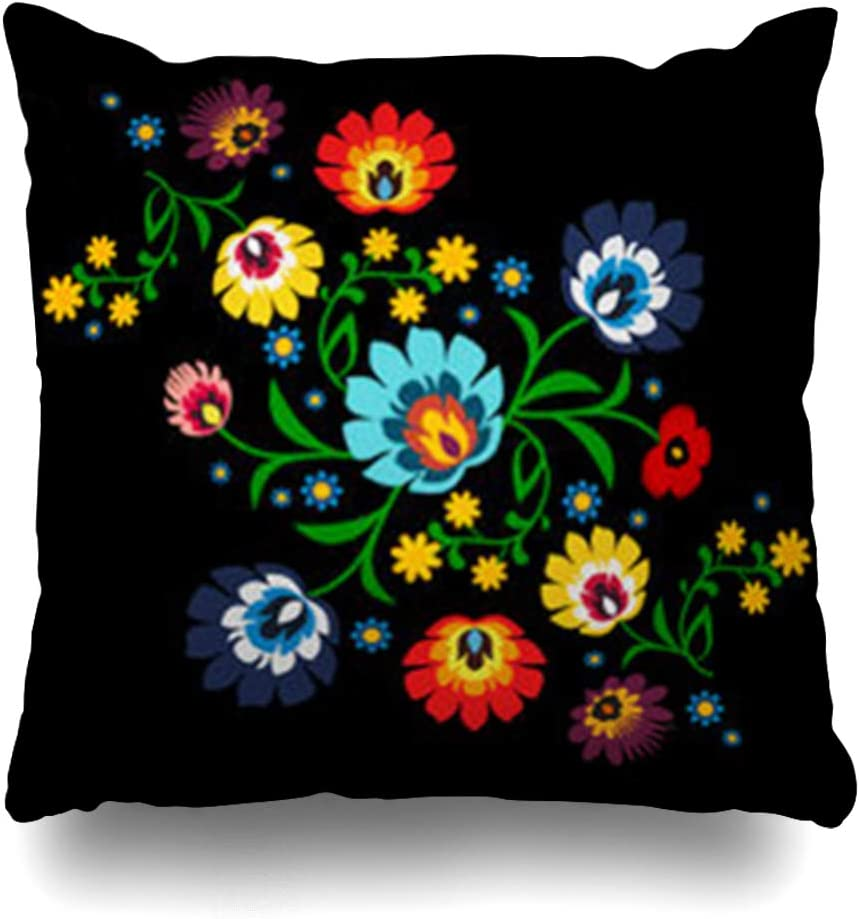 NOWCustom Throw Pillow Cover Painting