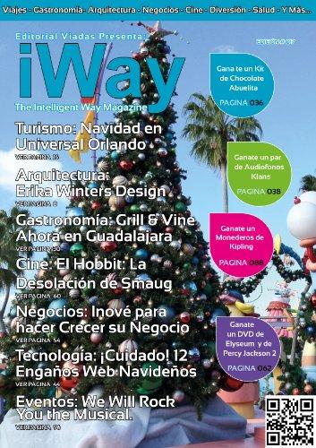Amazon.com: iWay Magazine Diciembre (Spanish Edition) eBook ...