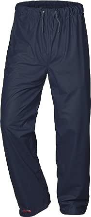 NORWAY PU regenbroek - absoluut waterdicht - koudblauw XL