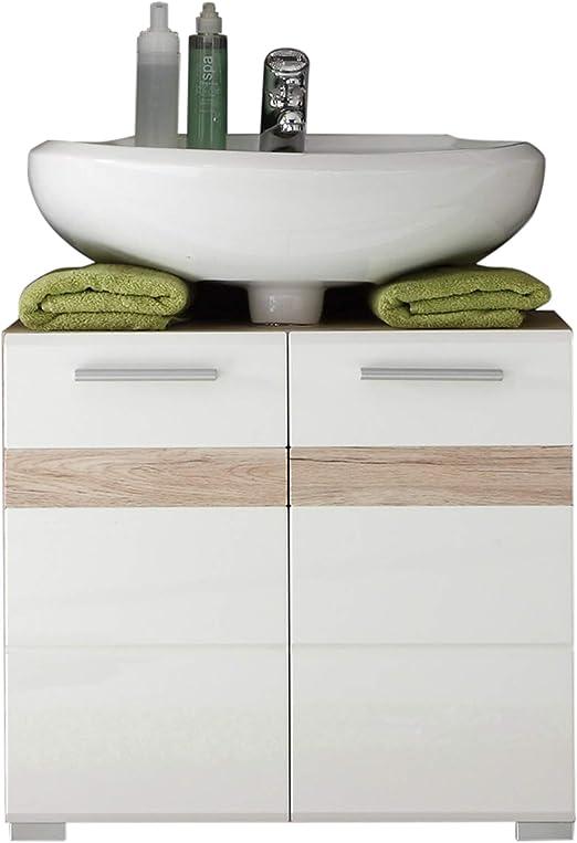 Trendteam 133630196 Set One - Mueble para debajo de lavabo, Mueble ...
