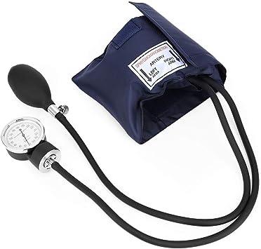 tradeshoptraesio- Tensiómetro aneroide Medidor de presión sin estetoscopio cardíaca: Amazon.es: Salud y cuidado personal