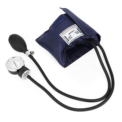 tradeshoptraesio- Tensiómetro aneroide Medidor de presión sin estetoscopio cardíaca
