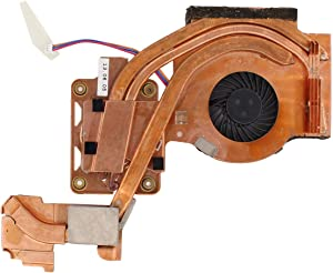 XtremeAmazing CPU Cooling Fan with Heatsink 45N5492 45N5493 for Lenovo Thinkpad T500 W500 Series