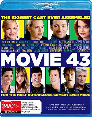 Movie 43 | NON-USA Format | Region B Import - Australia