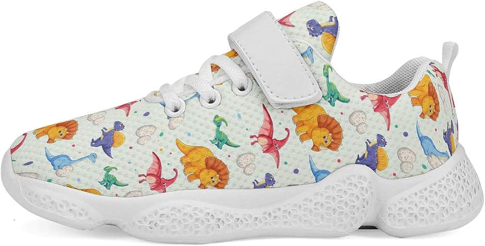 Wraill - Zapatillas de deporte para niños, bonitas dibujos ...