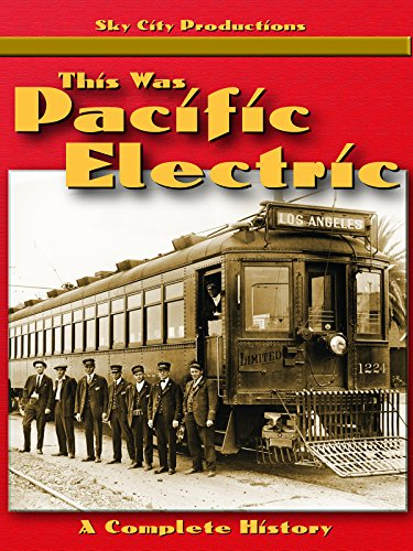 This Was Pacific Electric for sale  Delivered anywhere in USA