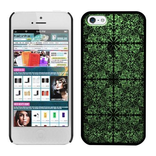Katinkas Charlotte Hard Case für Apple iPhone 5 grün