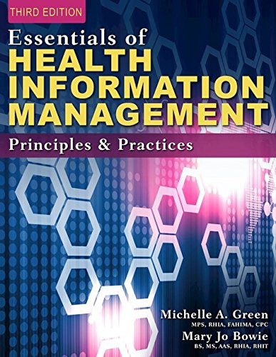 MindTap Health Information Management, 2 terms (12 months) Printed Access Card for Bowie/Green's Essentials of Health Information Management: Principles and Practices -  Mary Jo Bowie, 3rd Edition, Printed Access Code