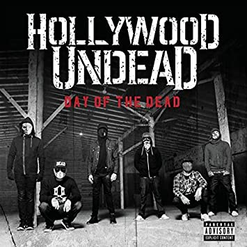 amazon day of the dead hollywood undead ヘヴィーメタル 音楽