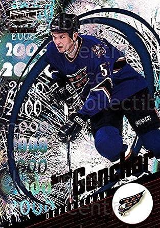 (CI) Sergei Gonchar Hockey Card 1999-00 Revolution Red 148 Sergei Gonchar