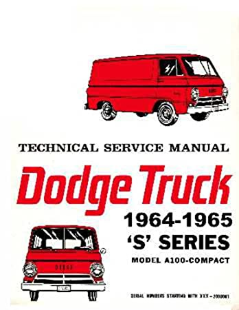 65 Dodge A100 Wiring Diagram - Wiring Diagrams on