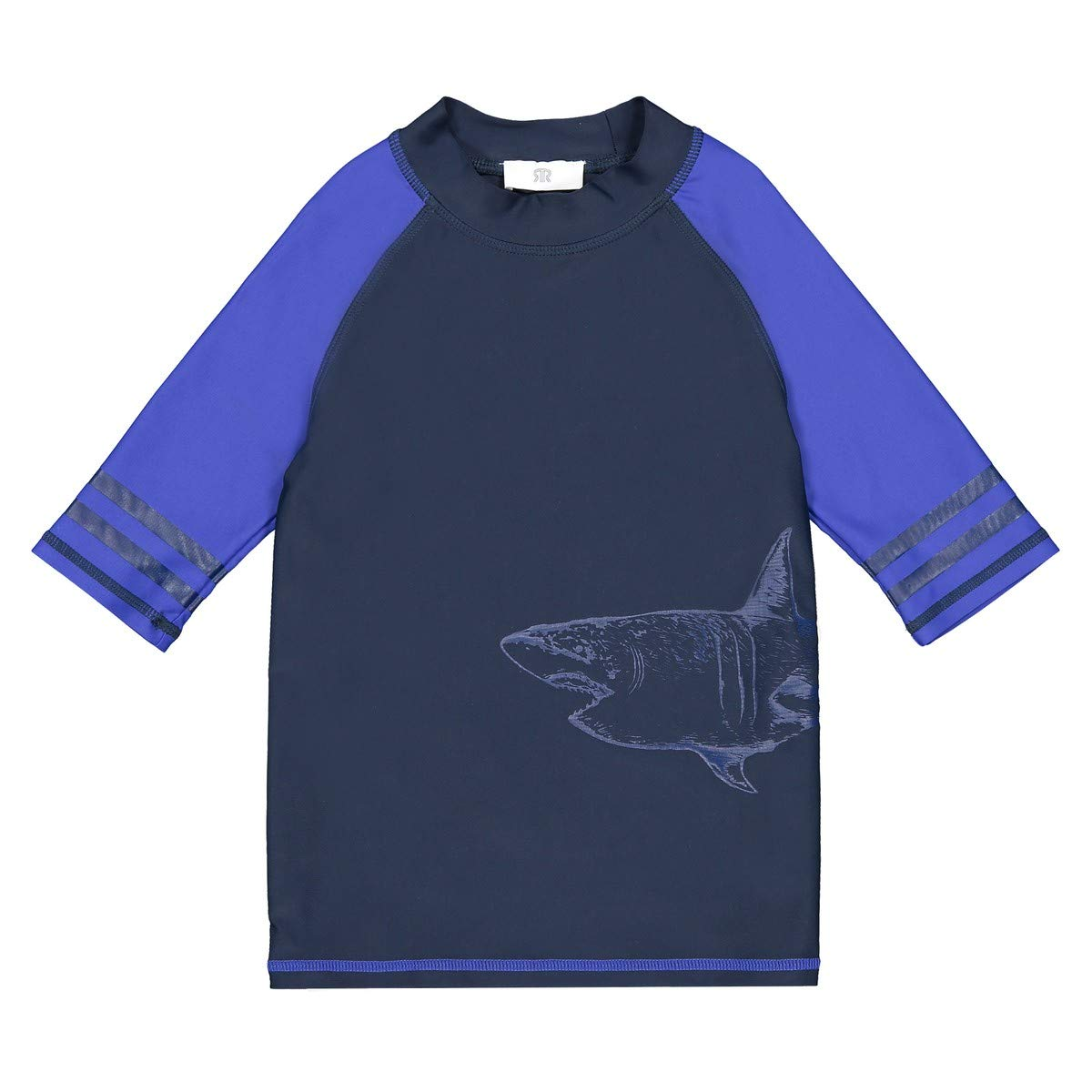 La Redoute Collections Big Boys Uv Sun Protection Swim T-Shirt with Motif 3-12 Years