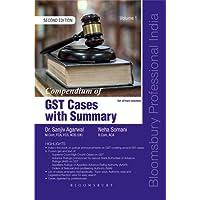 Compendium of GST Cases with Summary (2 Volumes)