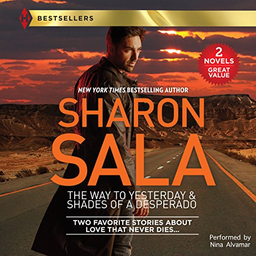 Bargain Audio Book - The Way to Yesterday and Shades of a Desper