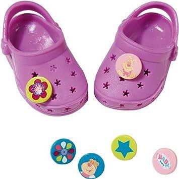 oficjalna strona najnowszy duża obniżka Zapf Baby Born Shoes with 819500 Funny Pins, Baby Doll and Accessories