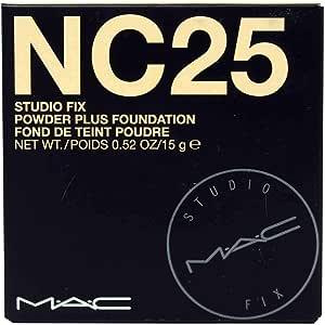Mac Studio Fix Powder Plus Foundation , NC25