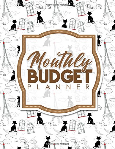 Download Monthly Budget Planner: Bill Book Organizer, Financial Bill Planner, Bills Due Calendar, Monthly Bill Payment Log (Volume 47) pdf epub