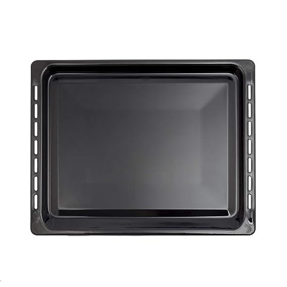 MIRTUX Bandeja Horno Teka. Medidas Medidas: 460X368mm. Color Negro ...