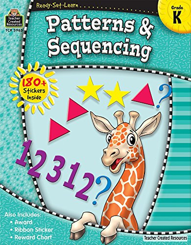 Ready-Set-Learn: Patterns & Sequencing Grd K