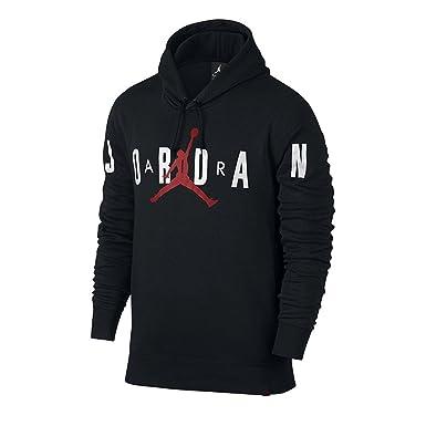 air jordan flight fleece outdoor hoodie
