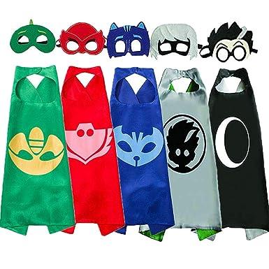 NuGeriAZ Disfraces Capas y Máscaras para Niños - Compatible ...