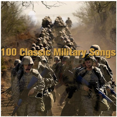 100 Classic Military Songs, used for sale  Delivered anywhere in USA