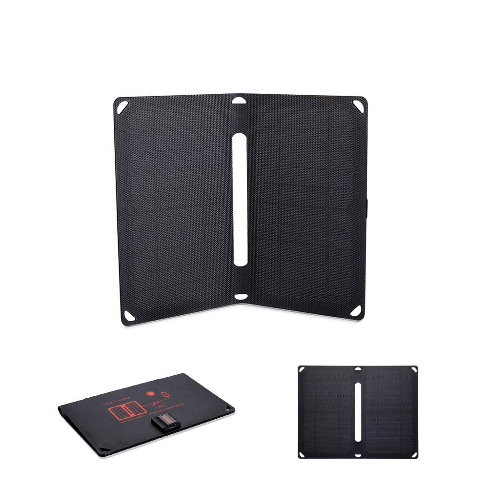 Voltaic Systems - Arc 10 Watt USB Solar Charger | Powers Phones, Tablets, More | Charges Your Device as Fast as at Home by Voltaic Systems