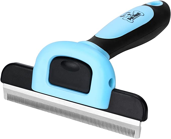 Pet Grooming Brush Effectively Reduces Shedding